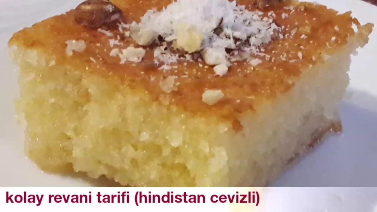 Kolay Revani Tarifi Videosu