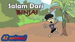 Salam Dari Binjai / Video Kartun Lucu Baru
