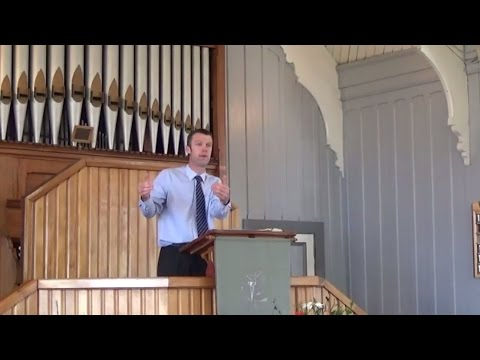 1 March 2015 Morning Service - Reformed Church of Dunedin