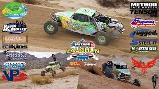 #1020 McMullen Racing at the 2018 BITD Laughlin Desert Classic!