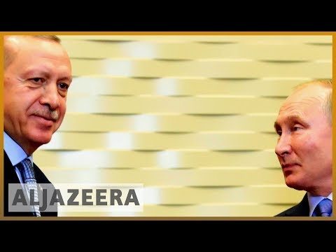 Erdogan, Putin hold