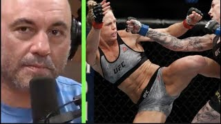 Joe Rogan | What is the Difference Between Male & Female MMA Fighters w:Gabby Reese