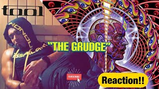 Tool The Grudge REACTION!! The most hype performance I've ever heard, Give the drummer sumthin!!!