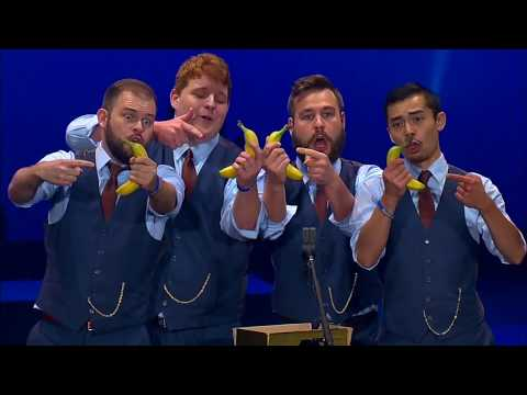 The Newfangled Four - Bananaphone