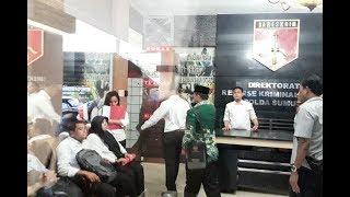 Detik-detik Wakil Ketua GNPF Diamankan Polda Sumut, Diduga Melakukan Makar