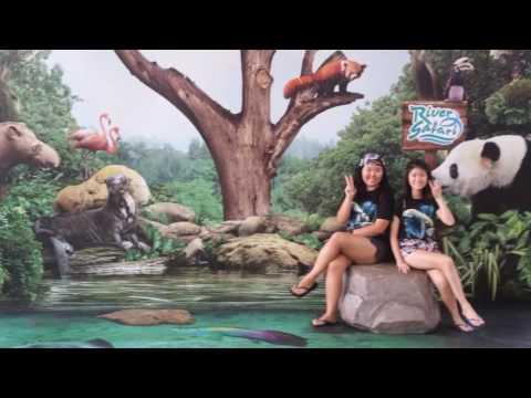 J&J Travels to River Safari