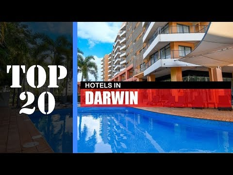 TOP 20 DARWIN Best Hotels | Accommodations