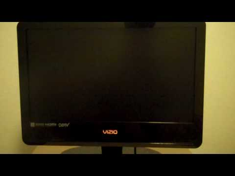 Vizio 19in 720p HDTV Review