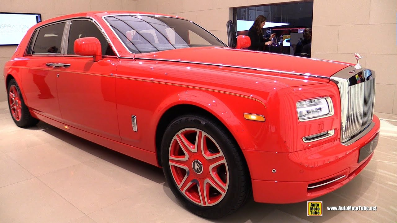 2016 rolls royce phantom ewb exterior and interior walkaround 2016 geneva motor show youtube. Black Bedroom Furniture Sets. Home Design Ideas