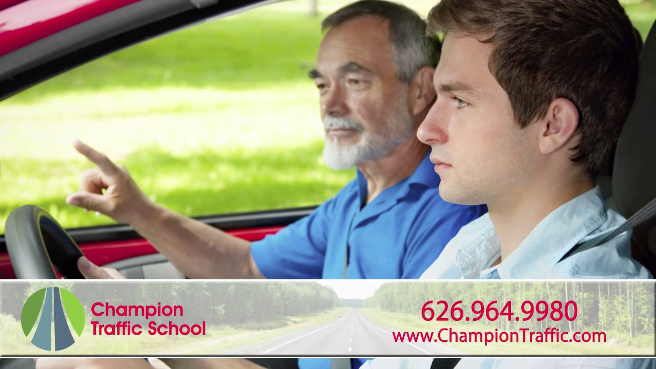 Champion traffic school driving schools in rowland heights