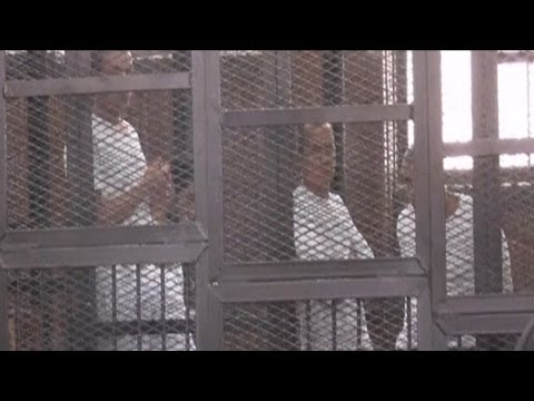 Al Jazeera News Director: Prison Terms for Journalists in Egypt Are Chilling Start to Sisi Era