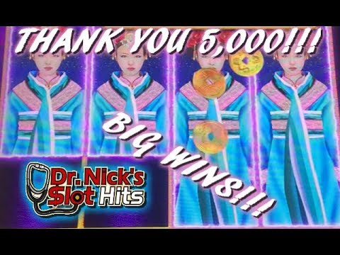 **JAM PACKED FULL OF BONUSES AND BIG WINS!!!** Dragon Link Slot Machines ⭐️THANK YOU 5,000 SUBS!⭐️