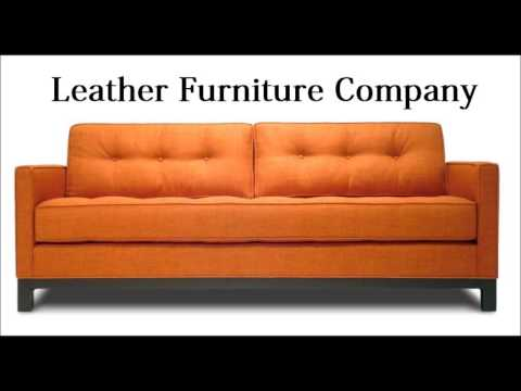 Leather Furniture Company   Radio Commercial Bob Miller