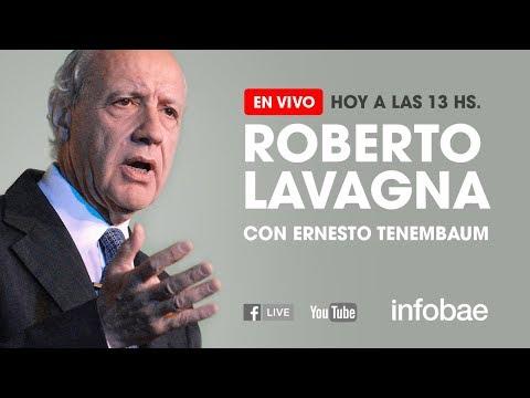 Roberto Lavagna en Infobae