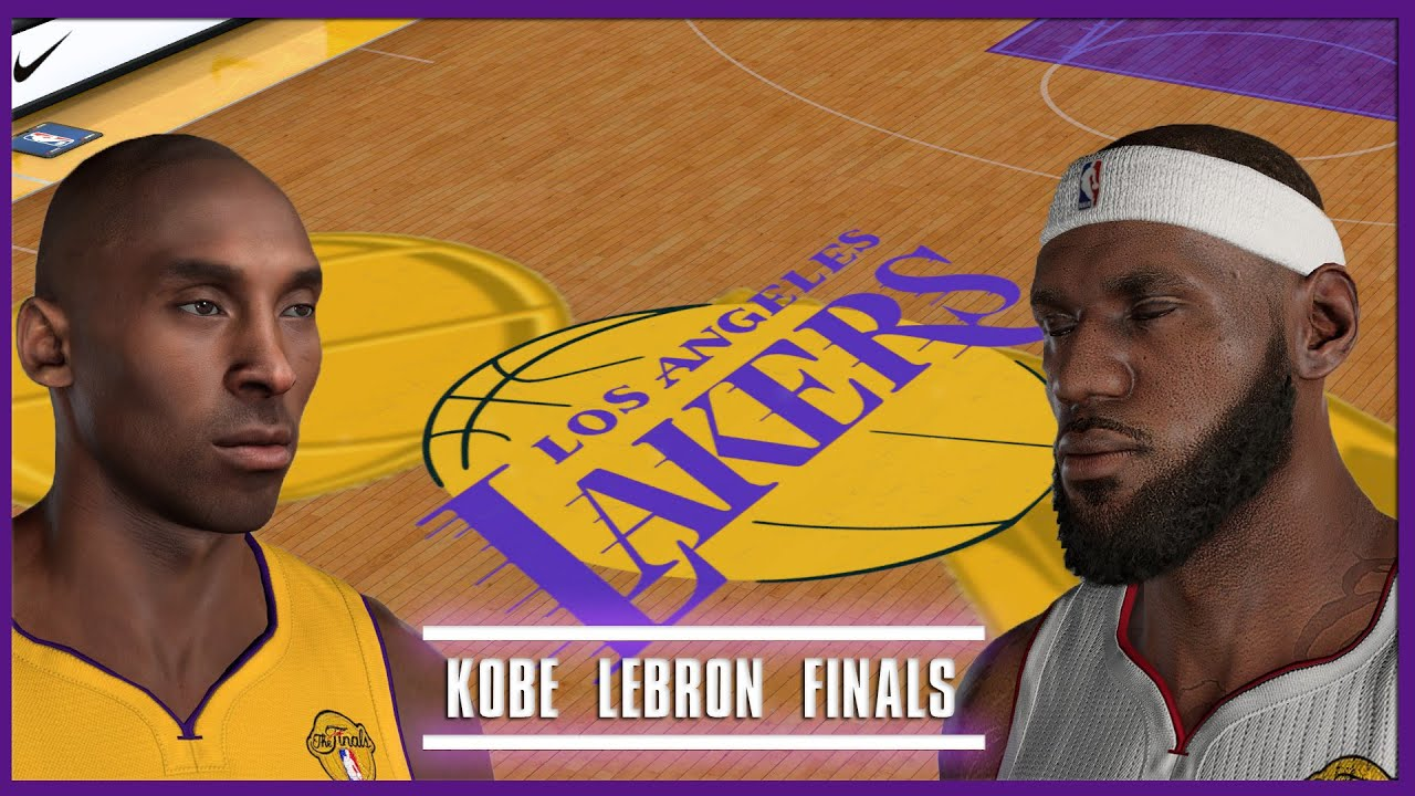 Kobe vs LeBron Finals: The Final Minutes Of Games 1 & 2 (J.R Smith Type Beat)