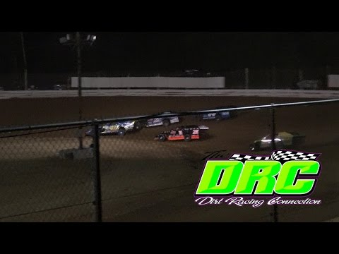 Jackson County Speedway | 5.6.16 | Lucas Gilbert Memorial | AMRA Modifieds | Heat 2