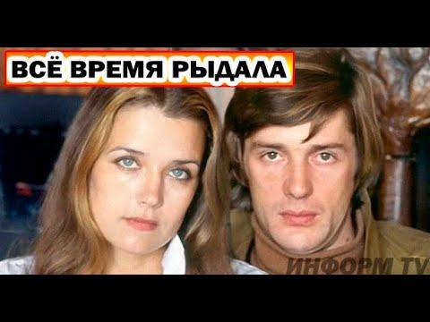 «Я все время плакала»: Алферова рассказала о тяжелой жизни с Абдуловым