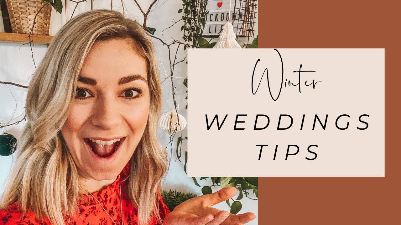 Download Things To Consider For A Winter Wedding