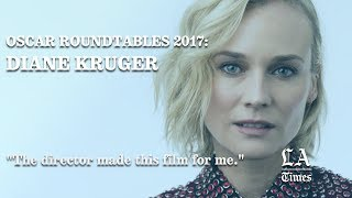 "Diane Kruger ""The Director Made This Film For Me"" 