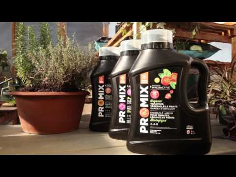 PRO-MIX Organic Fertilizers with Mark Cullen