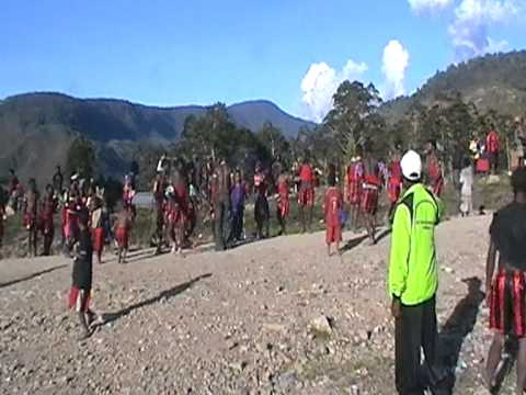 VIDEO PUNCAK JAYA  PILKADA