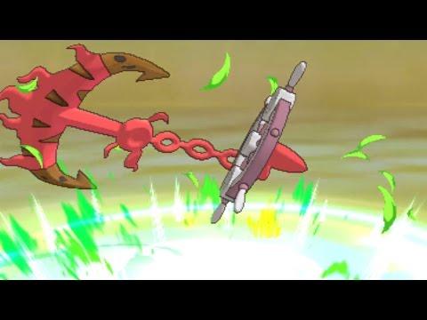 Dhelmise With The Power | Pokemon Sun & Moon Wifi Battle