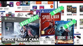 The Most Insane Black Friday Deals In Canada!