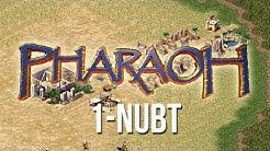 Pharaoh ► Intro & Mission 1 Nubt (Naqada) - Let's Play Game