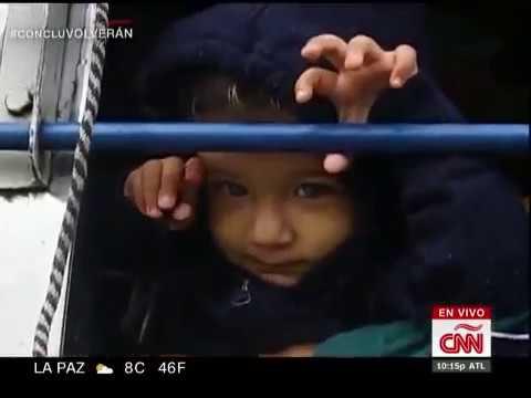 'Algún día volverán': Impactante documental de CNN sobre emigrantes venezolanos en autobús