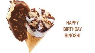 Binoshi   Ice Cream & Helado