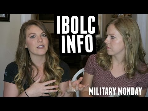 IBOLC Info- Spouse Edition // Military Monday