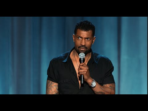 Deon Cole Recalls Stevie Wonder Stealing