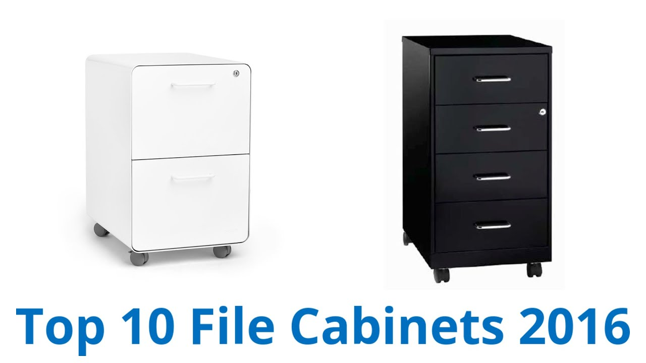 10 Best File Cabinets 2016   YouTube