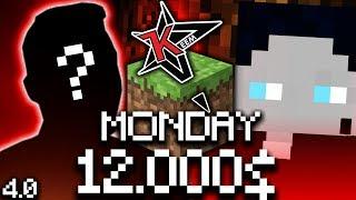 12.000$ Minecraft Tournament 4.0 (Minecraft Monday)