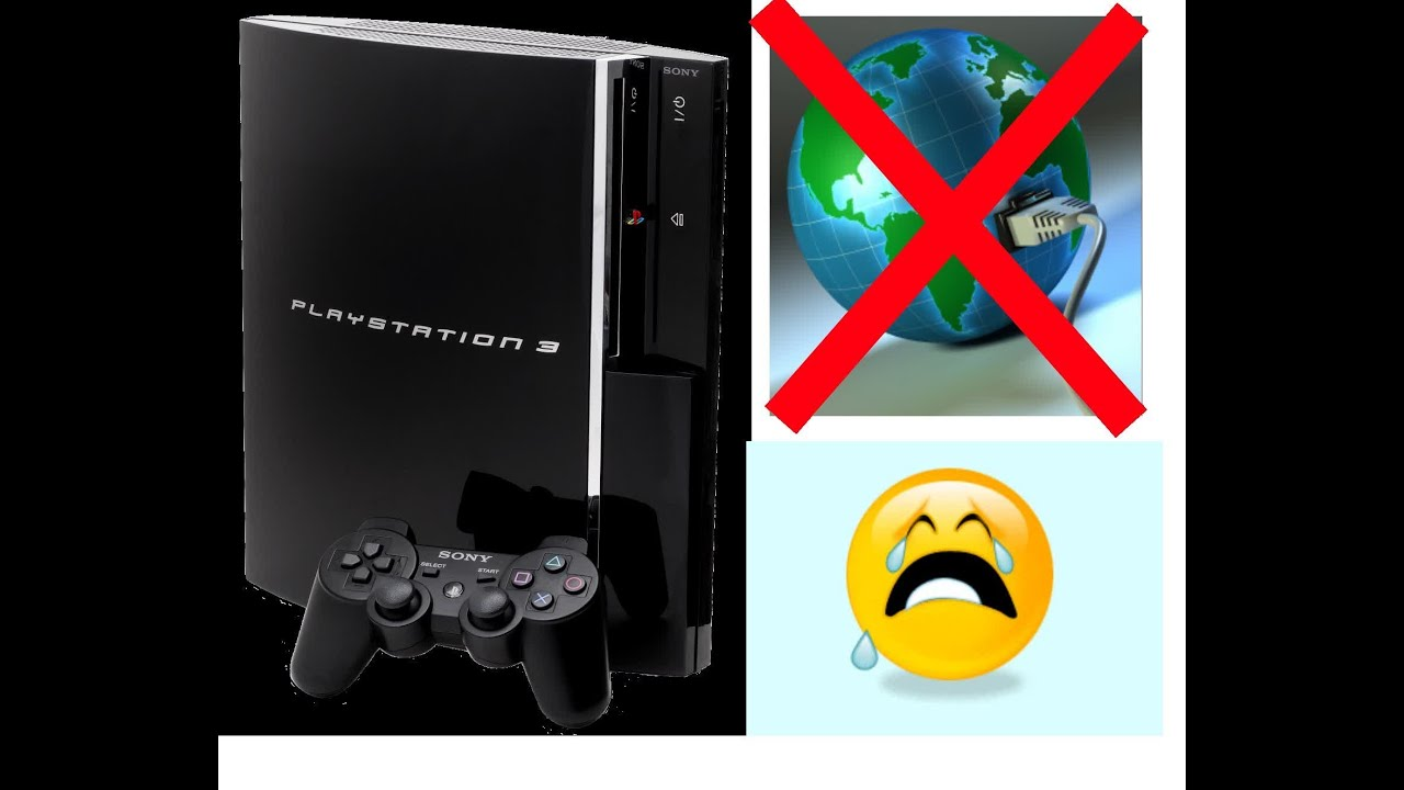 PS3 BIG Connection Problems! - YouTube