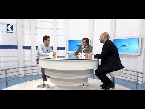Info Magazine - Ardian Arifaj, Adrian Çollaku - 23.02.2016 - Klan Kosova