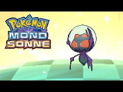 SHINY ARAQUA / DEWPIDER (105 Eier) Live-Reaktion - Pokémon Sonne / Mond