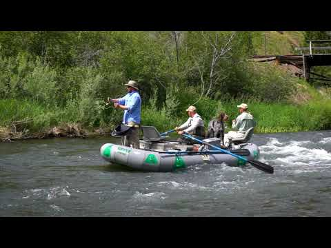 Guided Fly Fishing On The Wallowa & Grande Ronde Rivers With The Minam Store.