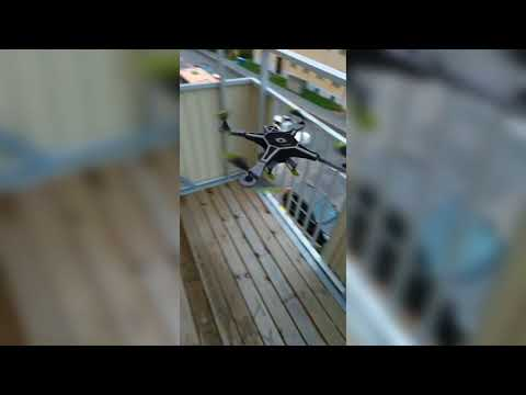Augmented Reality Drone (Using ARCore)