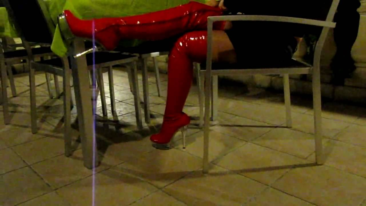 youtube essayage de cuissardes Julie skyhigh heels: for jean-francois & patricia: i've sold my high heels boots gio hel - duration: 3:01 julie sky high 671,543 views.