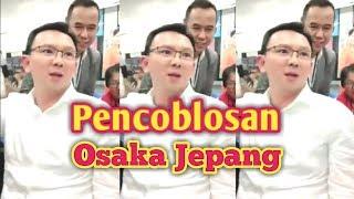 Video Viral Ahok Kembali Marah Di Pencoblosan Osaka Jepang