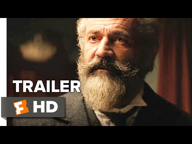 Trailer for Mel Gibson's Controversial Dictionary Drama finally Released