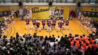 2015 ou joint u mass dance polyu