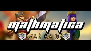 CLASH OF CLANS [MATHMATICA WAR WIN 256] 104/105 IN 8 HOURS