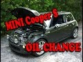 MINI Cooper S Oil Change