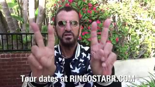 Ringo Starr Announces Summer European Tour