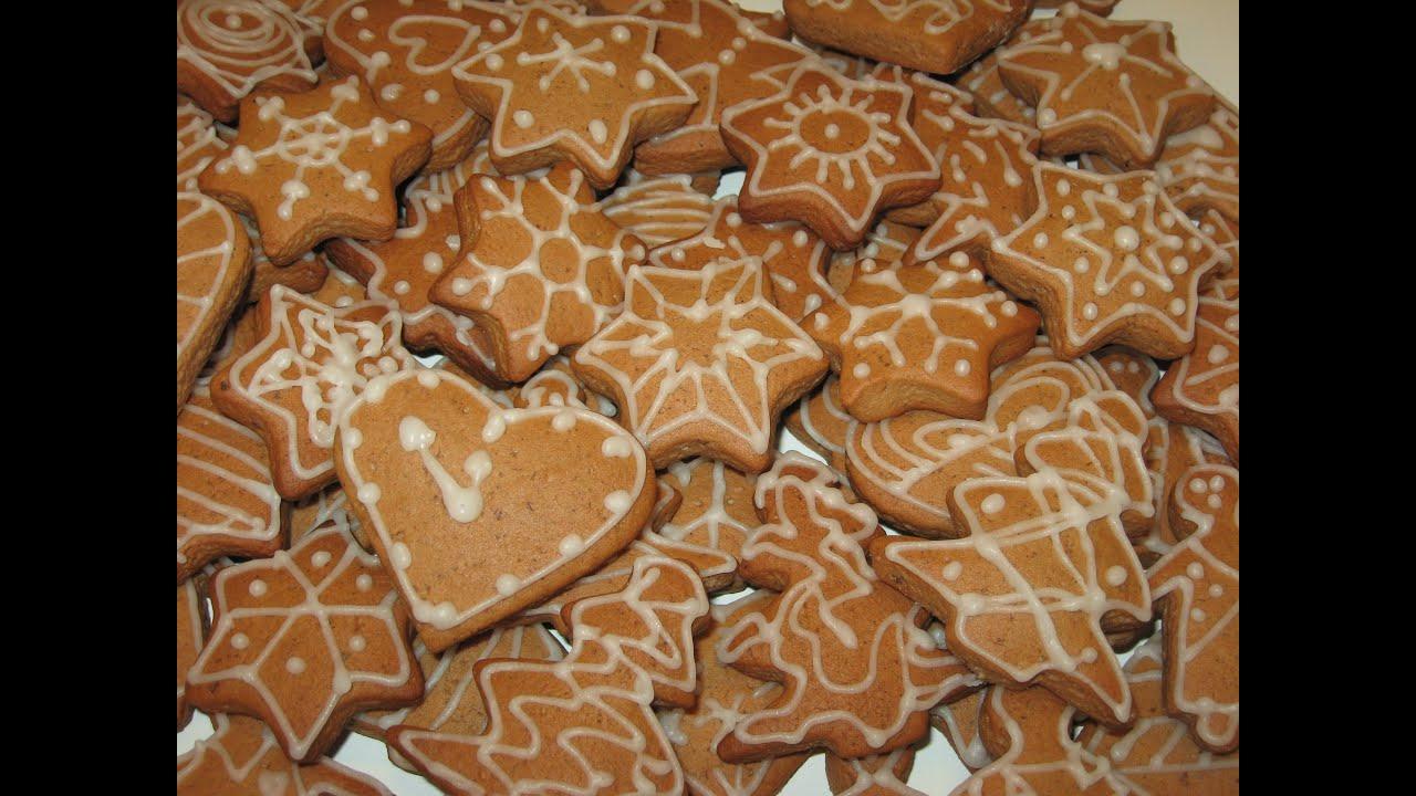 как приготовить рожденственские печенья