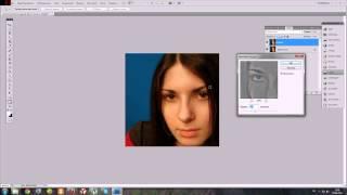 Видеоурок  Adobe Photoshop как добавить резкости на фото Урок №5