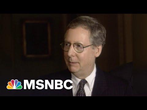 How Donald Trump Corrupted The Republican Senate