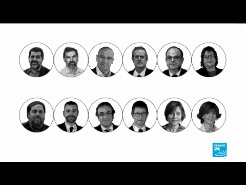 Catalan separatists stand trial in Spain's Supreme Court